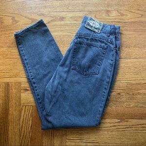 Vintage Express High Rise No.4 Straight Leg Jeans